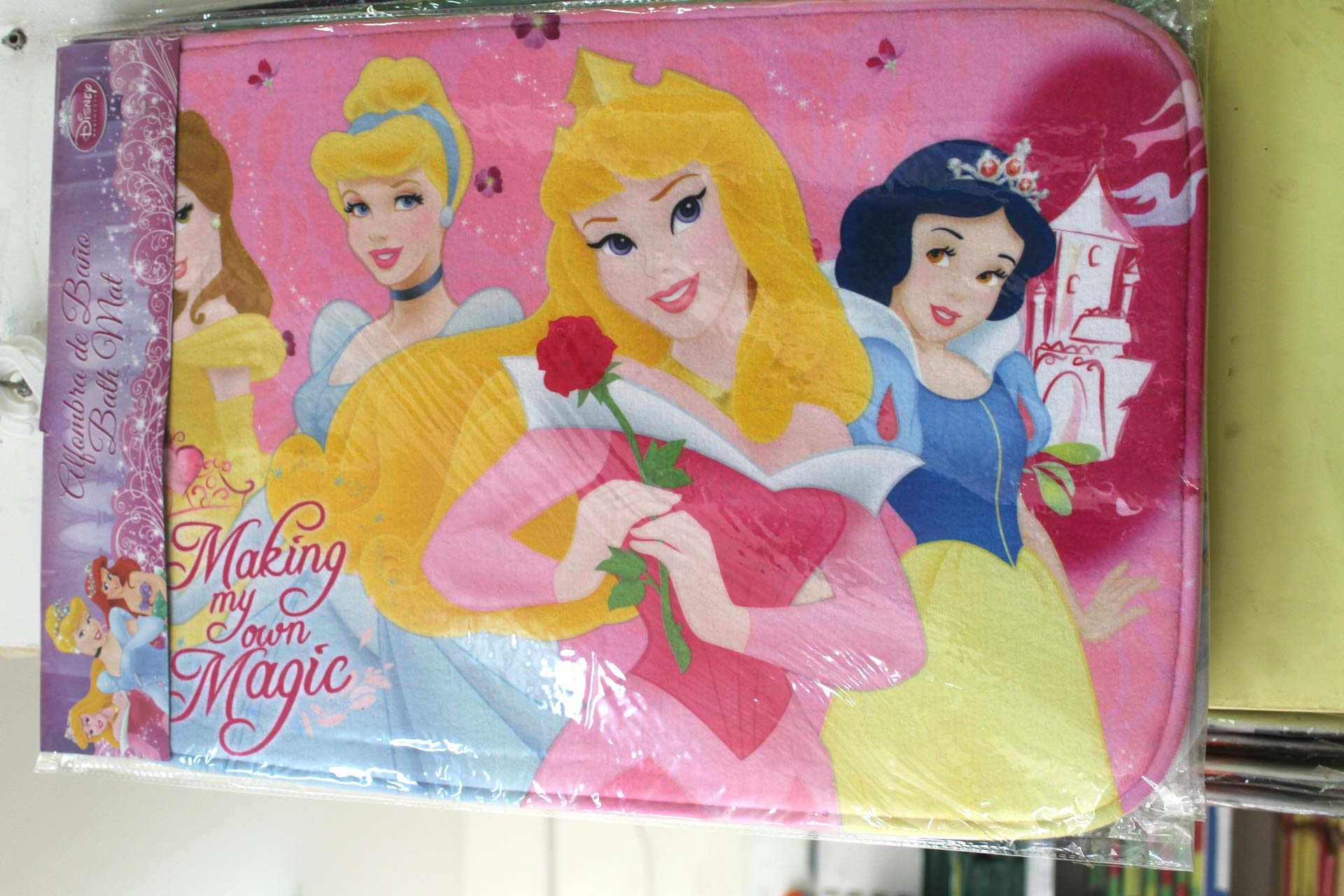 Disney Princesses Bath Mat