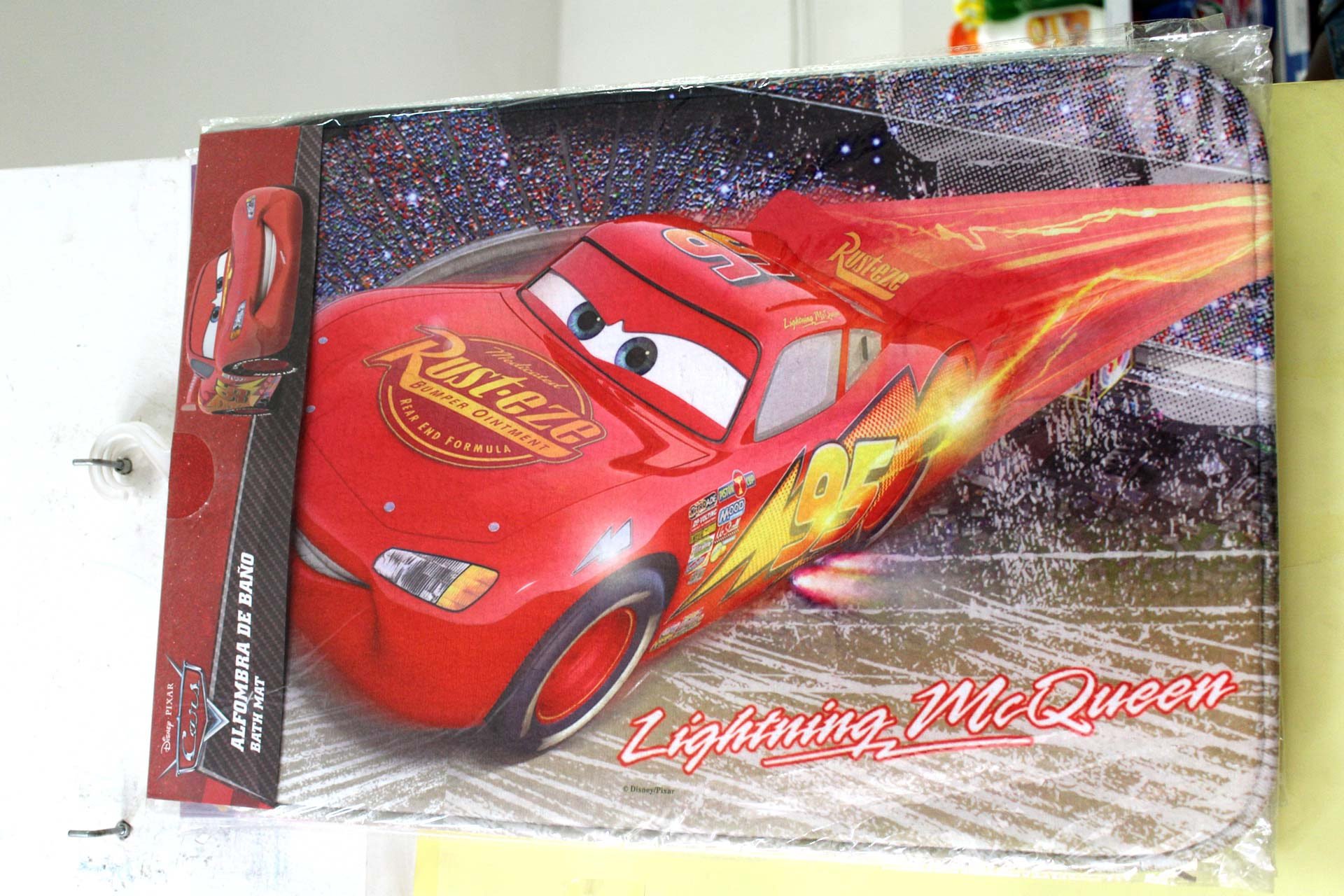 Cars Bath Mat